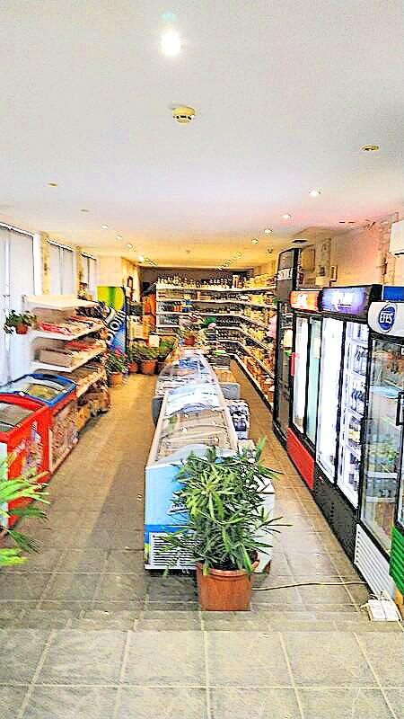 овощи в магазине Аркадия
