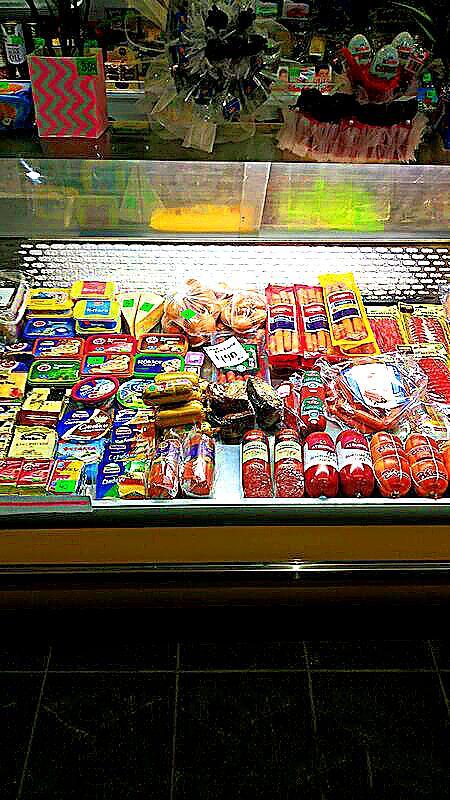 продуктовый магазин в судаке