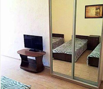 отдых в Судаке в 3х местном люксе