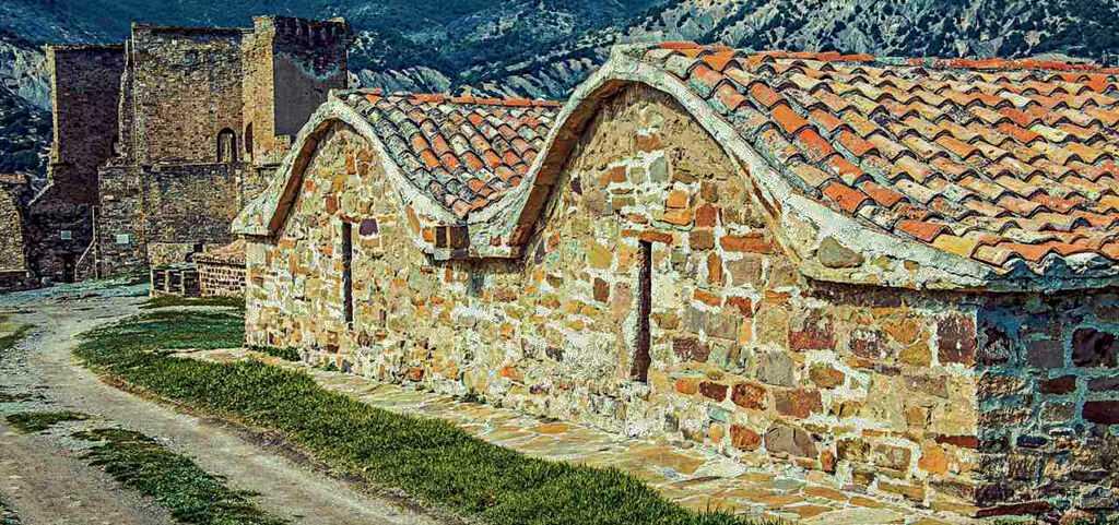 Генуэзская крепость в Судаке.